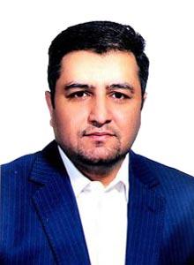 نایب رئیس دوم اتحادیه : آقای علیرضا سنجری