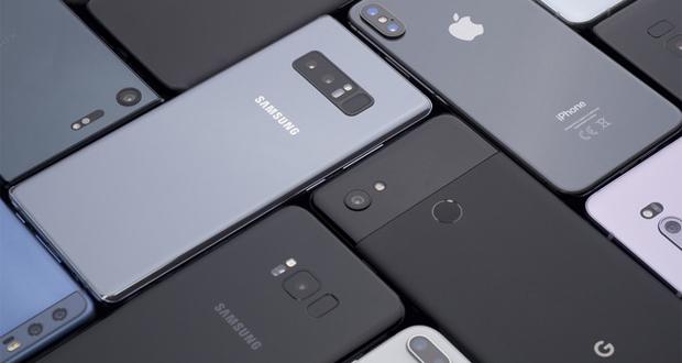 تعمبرات گوشیهای تلفن همراه